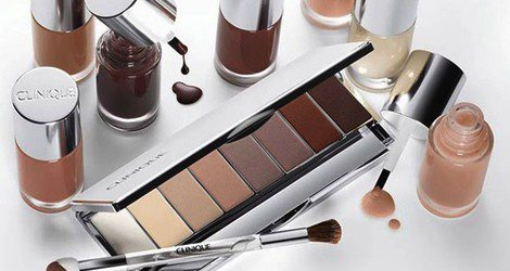 Colección de maquillaje '16 shades of beige' de Clinique