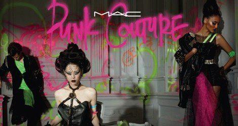Imagen promocional de 'Punk Couture' de MAC