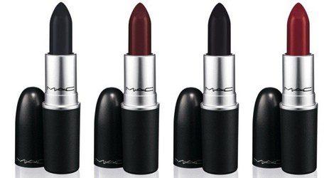 Barras de labios de la colección 'Punk Couture' de MAC