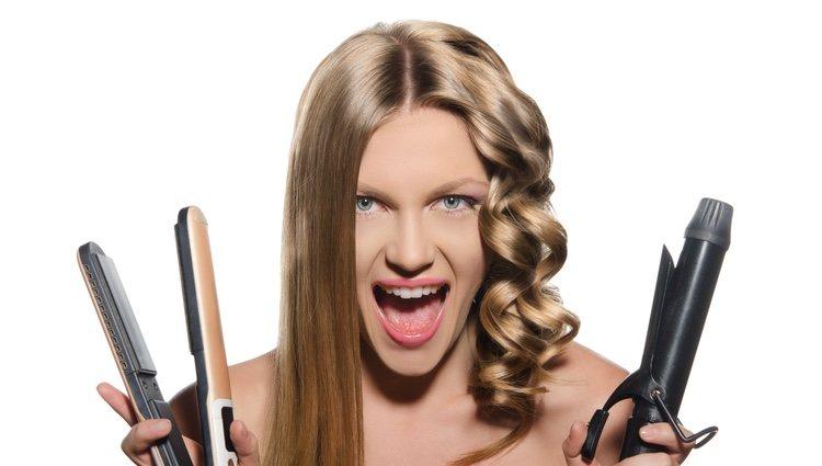 Las planchas de pelo te ayudarán a lucir un look impecable