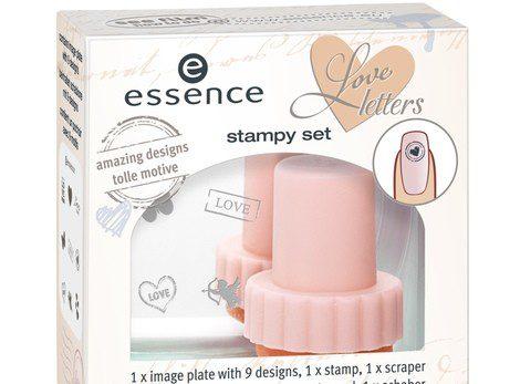 Stampy set para poner mensajes de amor en tus uñas