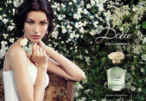 Kate King protagoniza la campaña de Dolce & Gabbana 'Dolce'