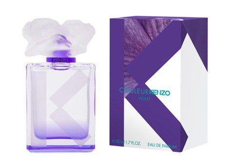 Frasco 'Couleur Kenzo Violet' de Kenzo