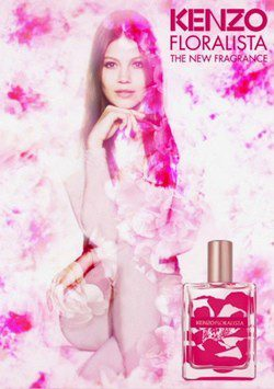 Imagen promocional de 'Floralista' de Kenzo