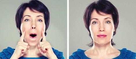 Gimnasia facial contra la flacidez del rostro