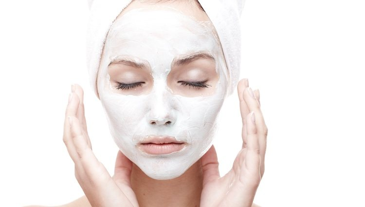 Las mascarillas naturales contribuyen a luchar contra la flacidez facial
