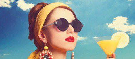 Hidrata tus labios bajo el sol