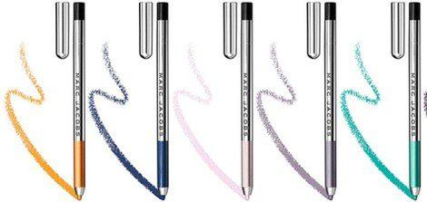 Lápices 'Highliner Gel Eye Crayon' de Marc Jacobs