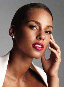 Alicia Keys, nueva imagen de Givenchy Parfums