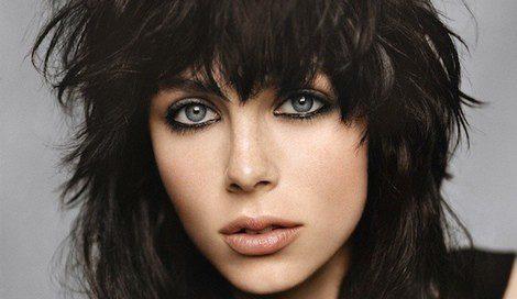 La modelo británica de 24 años Edie Campbell