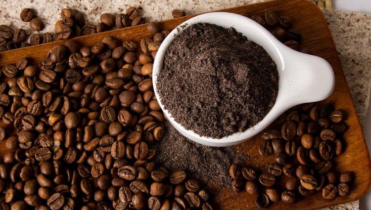 El café te permite hacer incluso lociones caseras