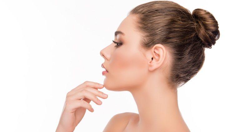 Las arrugas del cuello delatan la edad