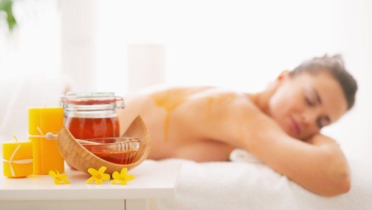 La miel cuida mucho de tu piel
