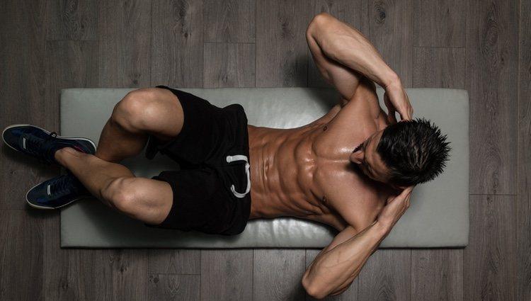 La tabla de ejercicios tiene que ser variada para evitar las lesiones
