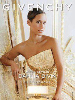 Alicia Keys, imagen de 'Dahlia Divin'