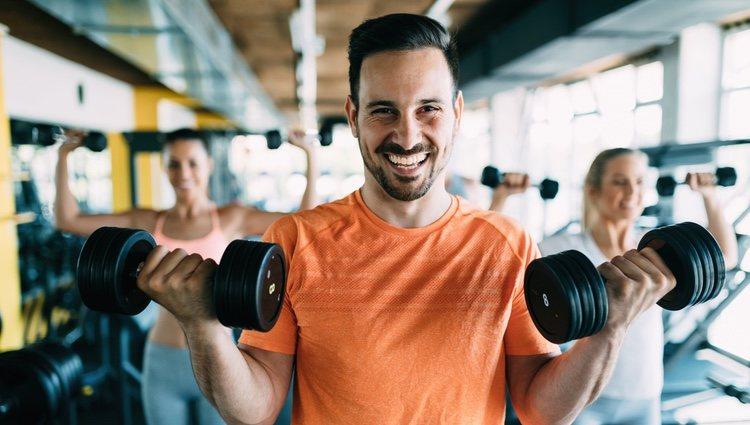 ¿Cómo aumentar la musculatura de tus brazos?