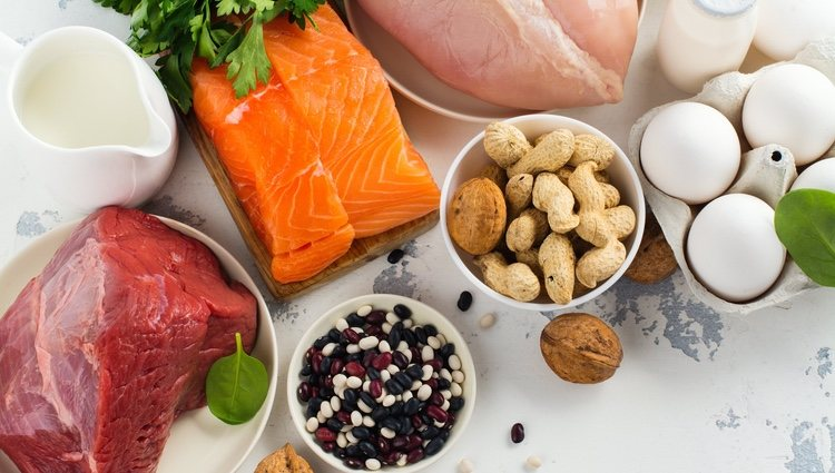 Algunos alimentos te ayudarán a ganar masa muscular
