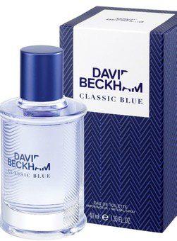 'Classic Blue' de David Beckham