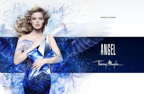 Georgia May Jagger, el nuevo 'angel' de Thierry Mugler