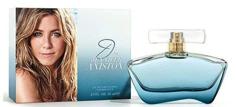 'J By Jennifer Aniston' el perfume de la actriz