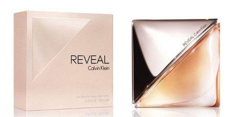 'Reveal', el nuevo perfume de Calvin Klein
