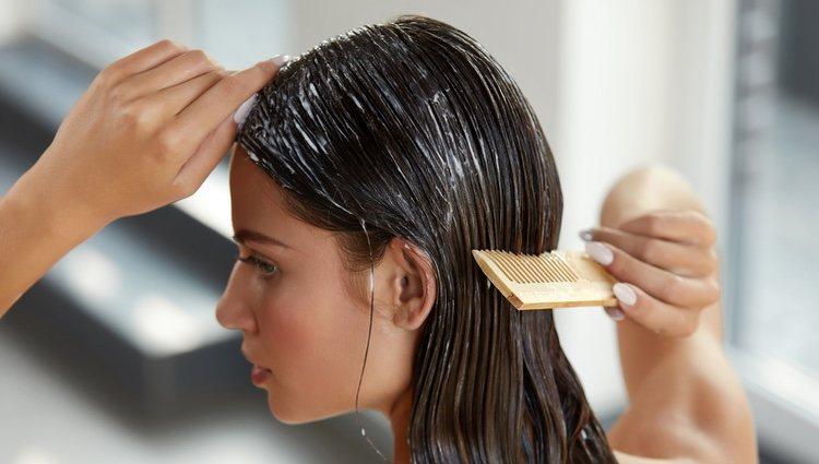 El cabello tiene que estar lo más hidratado posible en todo momento