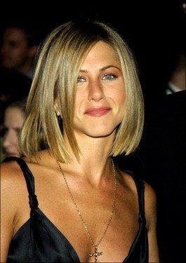 Jennifer Aniston en los premios 'People Choice' 2001