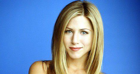 Jennifer Aniston y uno de sus cambios de look en el año 1996