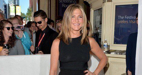 Jennifer Aniston y el look que recientemente luce