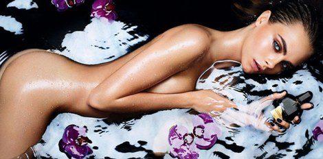 Cara Delevingne posa desnuda para Tom Ford