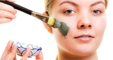 Utiliza una mascarilla de arce verde para tu piel