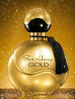 'Far Away Gold', la nueva fragrancia de Avon