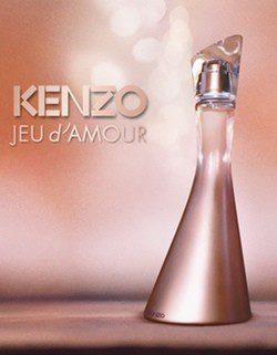 'Jeu d'Amour', la nueva fragancia de Kenzo