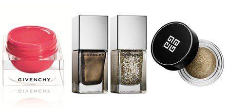 Blush, esmaltes y sombra de la colección 'Extravagancia' de Givenchy