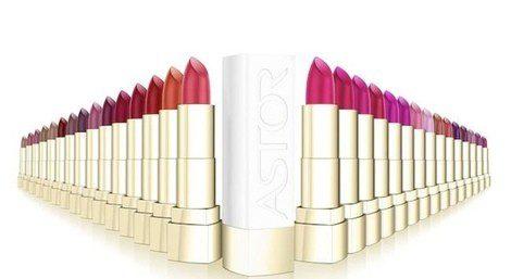 'Soft & Care Lipstick', los nuevos labiales de Astor