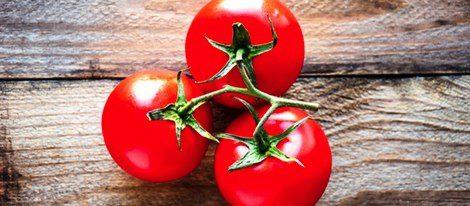 El tomate es un gran aliado para nuestra piel