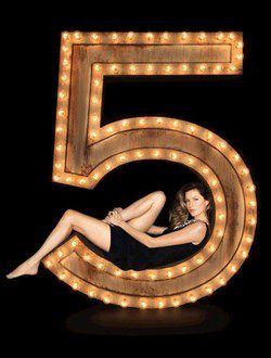 Gisele Bündchen, nueva imagen de Chanel nº5