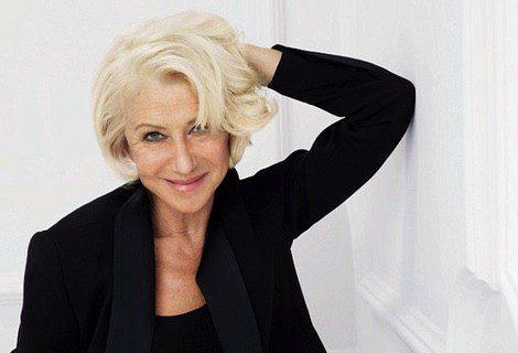 Helen Mirren se convierte en la nueva imagen de la marca L'Oréal Paris
