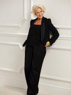 Helen Mirren, nueva imagen de L'Oréal Paris
