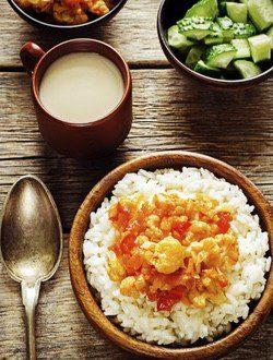 Los alimentos macrobióticos deben ser equilibrados