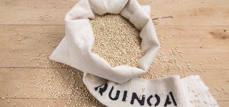 La quinoa es un alimento beneficioso para la salud y la piel