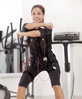 Para realizar electro fit, el mejor lugar es un estudio o un gimnasio personalizado