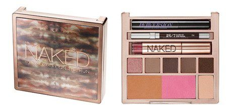 Urban Decay lanza una nueva paleta de maquillaje llamada 'Naked on the run'