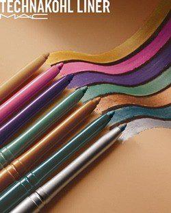 Nueva colección de lápices de ojos de MAC