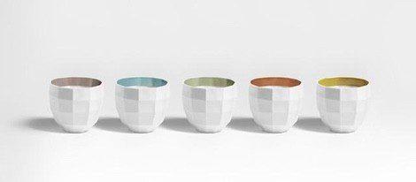 Velas de cerámica perfumadas de Hermès