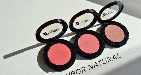 Los tres nuevos tonos de colorete de Belle&Make-Up