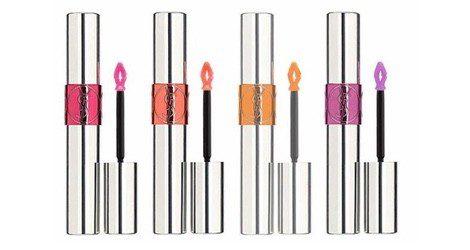 'Volupté Tint-In-Oil', la nueva colección de YSL formada por ocho barras de labios