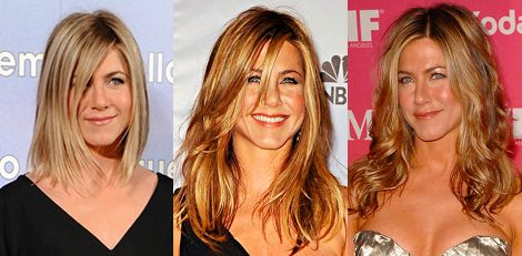 Looks recientes de Jennifer Aniston