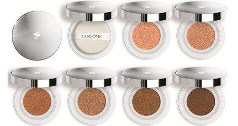 Lancôme lanza una nueva base de maquillaje en seis tonalidades diferentes
