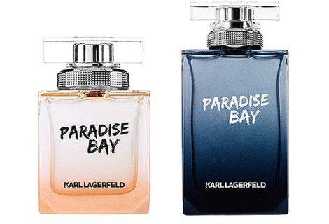 Karl Lagerfeld presentas sus dos nuevas propuestas para el mundo 'beauty': 'Paradise Bay for Women' y 'Paradise Bay for Men'